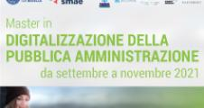 Master in digitalizzazione della pubblica amministrazione - 3° edizione