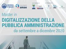 Master in digitalizzazione della pubblica amministrazione