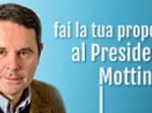 fai la tua proposta al Presidente Mottinelli
