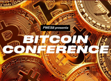 PWES8: PANE WEB E SALAME 8 - Bitcoin Conference