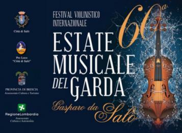 """Estate Musicale del Garda """"Gasparo da Salò"""""""
