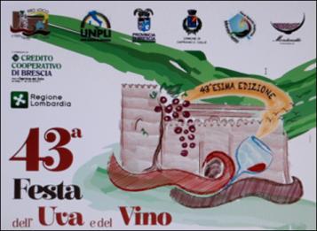 Festa dell'Uva e del Vino 2018