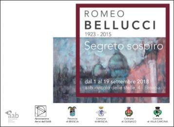 Romeo Bellucci. Segreto Sospiro