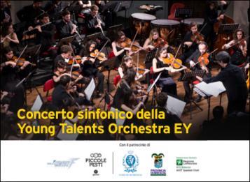 Concerto sinfonico della Young Talents Orchestra EY