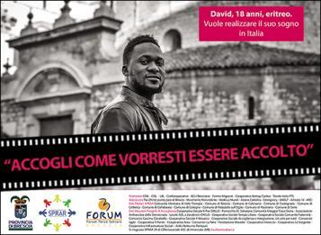 Accogli come vorresti essere accolto: Video visioni sull'accoglienza a Brescia