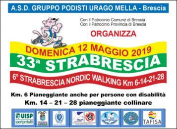 33^ Strabrescia 2019