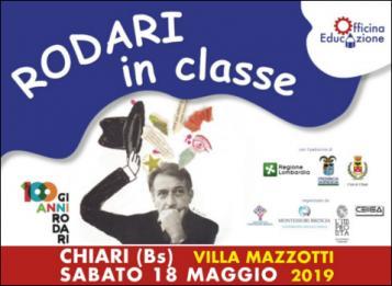 "Convegno ""Rodari in classe"""