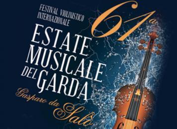 """Estate Musicale del Garda """"Gasparo da Salò"""" 2019"""