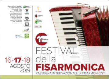 11° Festival della Fisarmonica