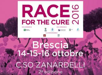 Race For The Cure Salute Sport E Benessere Provincia Di Brescia