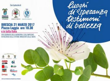 XXII Giornata della Memoria e dell'Impegno in ricordo delle vittime innocenti delle mafie