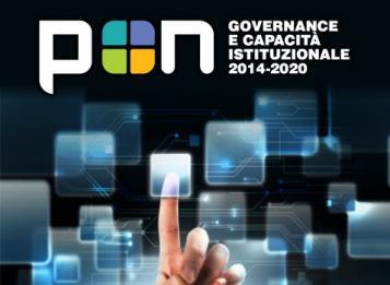 Avviso finanziamenti PON GOVERNANCE - Agenzia Coesione Territoriale