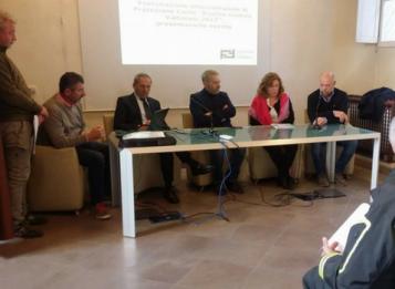 Esercitazione della Protezione Civile dell'Unione dei Comuni della Valtenesi