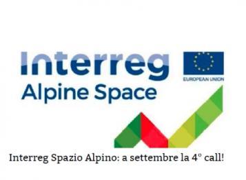 Avvio quarta call del Programma Spazio Alpino 2014-2020