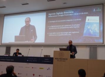 La Provincia vince il Premio Agenda Digitale 2018