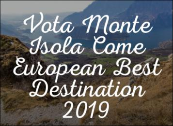 Monte Isola Best Destination 2019