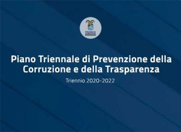 Portale Piano Triennale di Prevenzione della Corruzione e della Trasparenza - Triennio 2020 – 2022