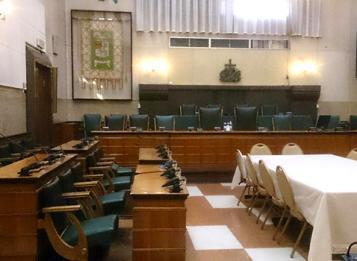 Consiglio Provinciale - martedì 13 ottobre ore 14:30