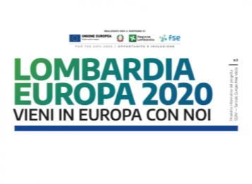 Lombardia Europa 2020: il primo numero del periodico informativo del progetto