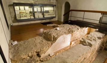 Apertura degli spazi archeologici di Palazzo Martinengo e Infopoint