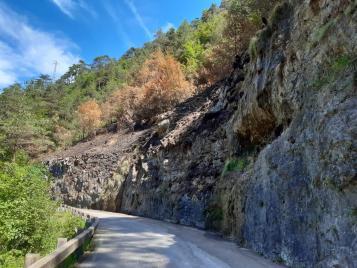 "Aperta la strada provinciale ""GARGNANO - VALVESTINO – MAGASA"""