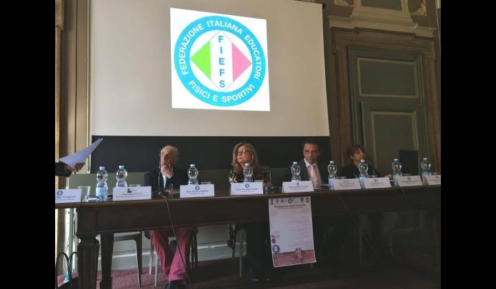 Dialogo tra sport e scuola - Il tavolo dei relatori