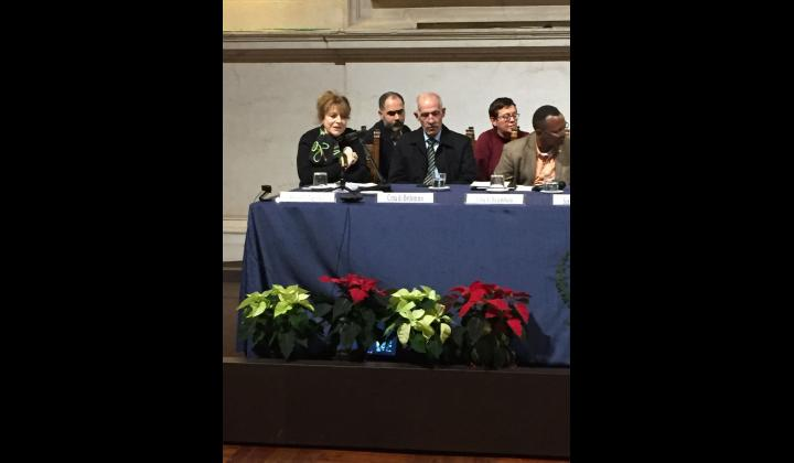 Antonella Cagnolati, Direttore del Congresso dei Poteri Locali e Regionale del Consiglio d'Europa