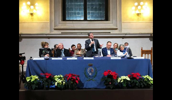 Emilio Del Bono, Sindaco di Brescia