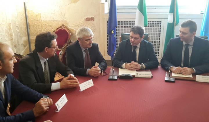 L'accordo tra la Provincia di Brescia e la città di Sabac in tema di riuso di esperienze di innovazione e di sviluppo digitale