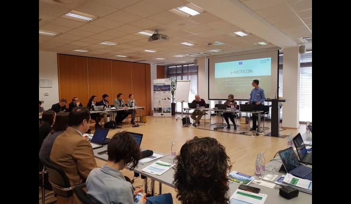 Meeting del Consorzio e-MOTICON 23 gennaio in Slovenia