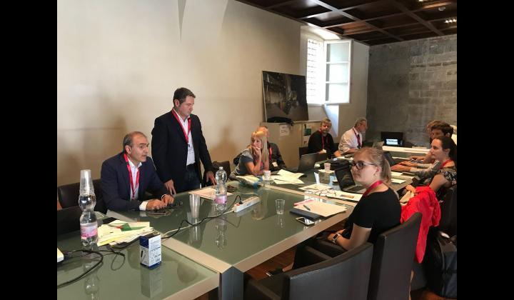 Presidente Mottinelli a e-MOPOLI:  Kick-off Meeting -  11 luglio - Brescia