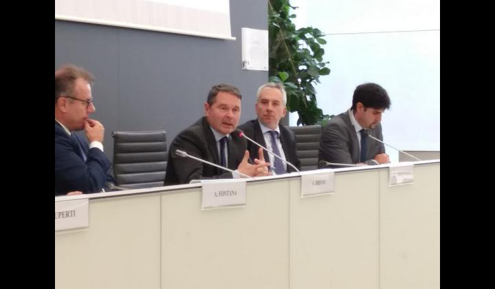Presidente della Provincia - Pier Luigi Mottinelli