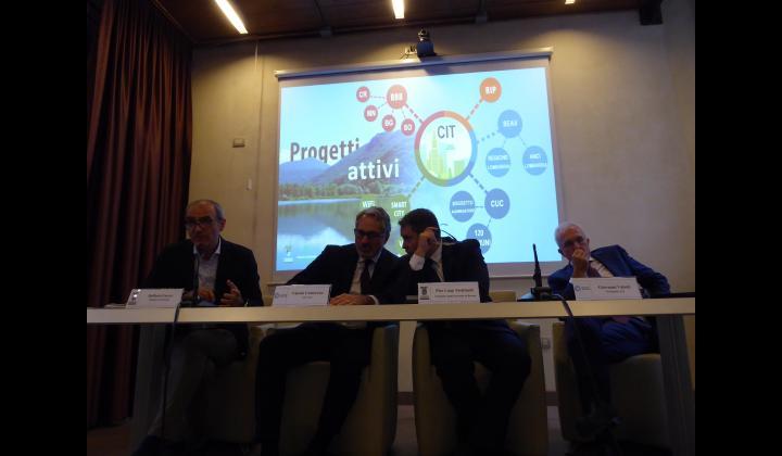 Raffaele Gareri - Dirigente Settore Innovazione