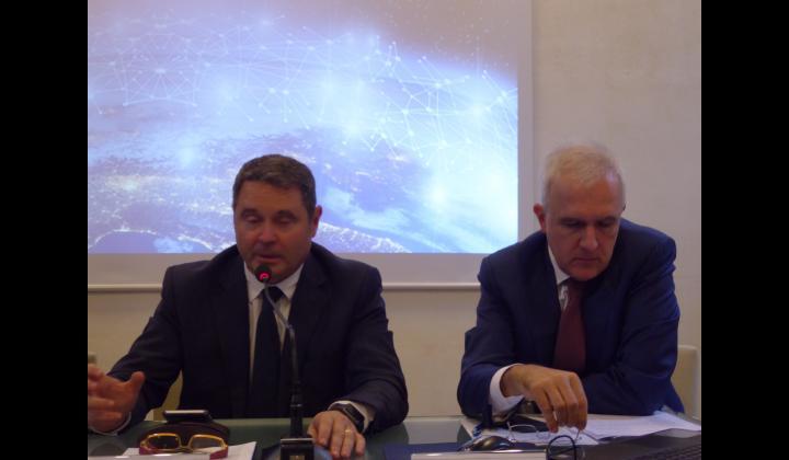 Pier Luigi Mottinelli - Presidente della Provincia