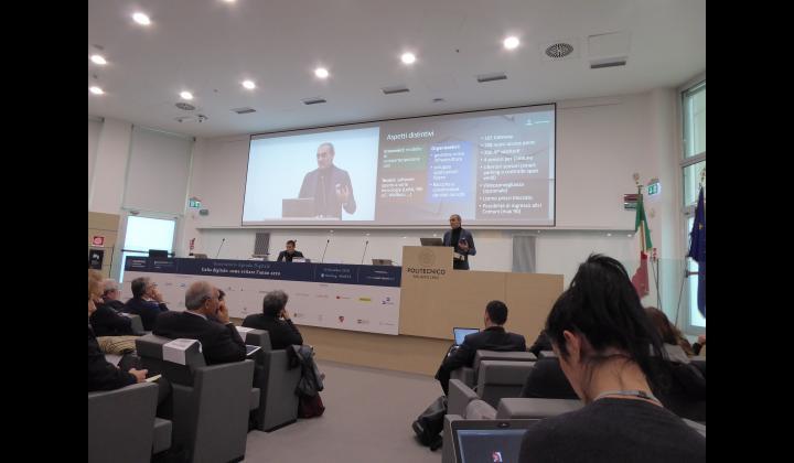 La Provincia vince il Premio Agenda Digitale 2018 - Ing. Raffaele Gareri Direttore Settore Innovazione