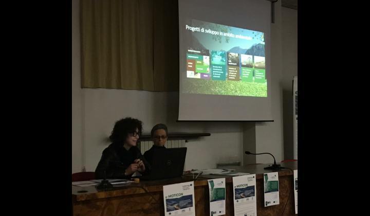 Sabrina Medaglia - Ufficio Europa - Provincia di Brescia