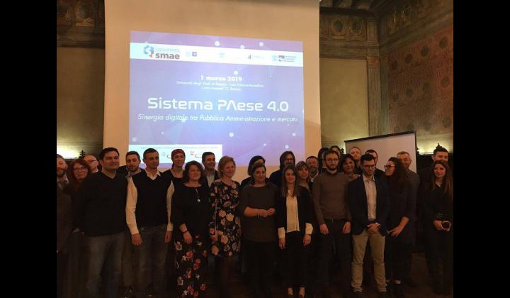 Sistema PAese 4.0 - Foto di gruppo