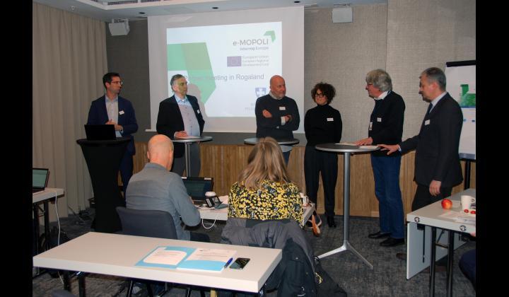 Meeting di e-MOPOLI in Norvegia - Foto 2