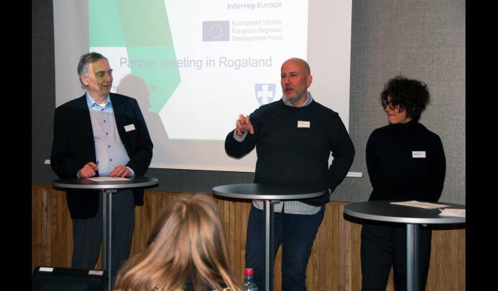 Meeting di e-MOPOLI in Norvegia - Foto 3