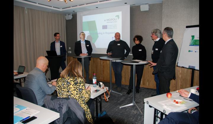 Meeting di e-MOPOLI in Norvegia - Foto 4