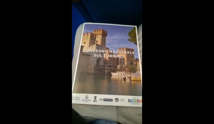 Primo convegno nazionale sul Turismo a Sirmione