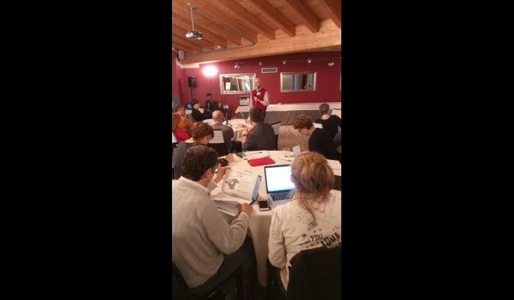 L'Ufficio Biblioteche al Think Tank sullo sviluppo del progetto della Rete delle Reti a Darfo Boario Terme: confronto sulla cooperazione nazionale tra reti bibliotecarie