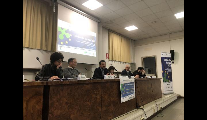 Lombardia Europa 2020: evento informativo a Brescia