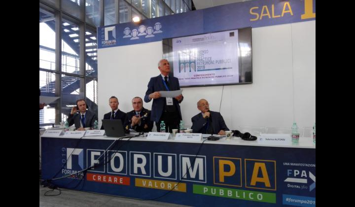 La Provincia di Brescia premiata dal Premio Best Practice di Forum PA - Foto 2