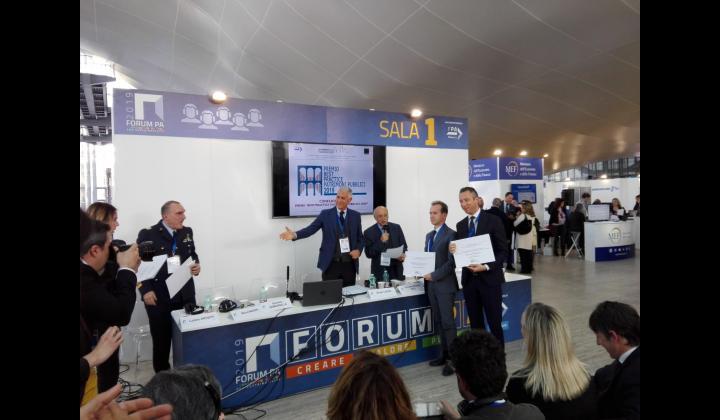 La Provincia di Brescia premiata dal Premio Best Practice di Forum PA - Foto 5
