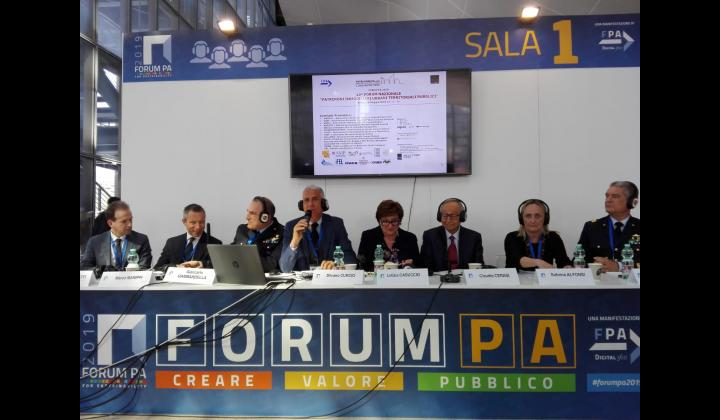 La Provincia di Brescia premiata dal Premio Best Practice di Forum PA - Foto 1
