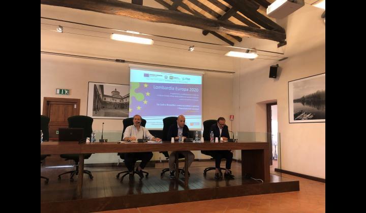 Lombardia Europa 2020: evento informativo a Lodi