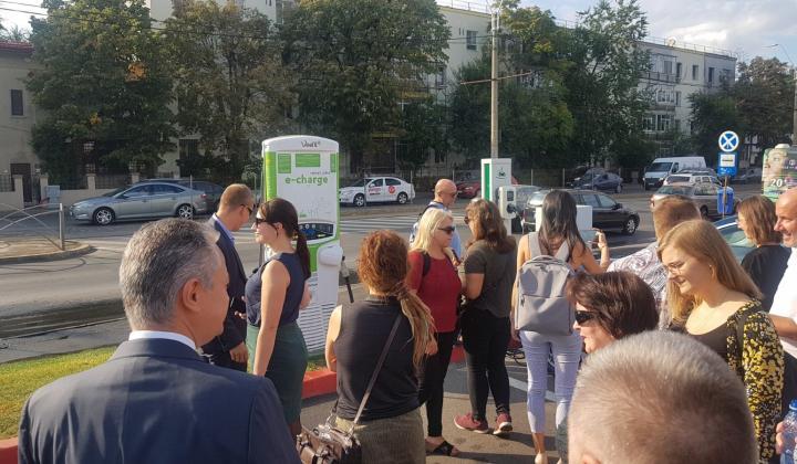 Meeting di e-MOPOLI a Bucarest, Romania - 18 settembre