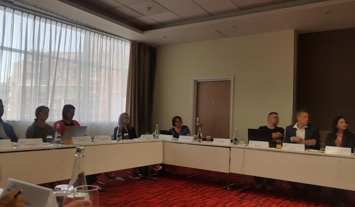 Meeting di e-MOPOLI a Bucarest, Romania - 16 settembre