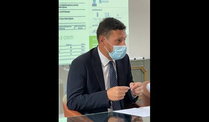 Davide Giacomini - Coordinatore del Master
